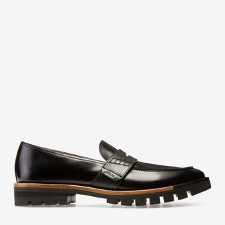 f077fbbeada Bally Black Leather Shoes For Men - ShopStyle UK