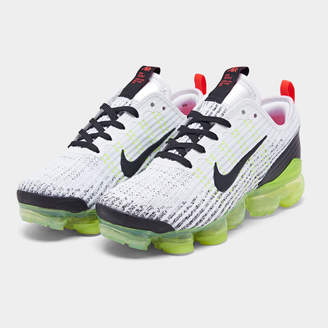 Nike Big Kids' VaporMax Flyknit 3 Running Shoes