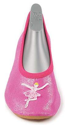 Beck Girls' Ballerina Gymnastics Shoes