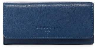 Liebeskind Berlin Onnah Full Length Leather Accordion Wallet