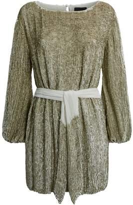 retrofete Sequin Mini Dress