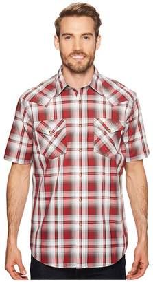 Pendleton Frontier Shirt Short Sleeve Men's Short Sleeve Button Up