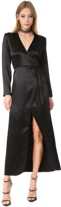 ThePerfext Wraparound Dress $1,095 thestylecure.com