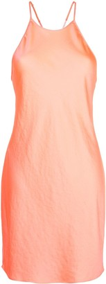 Alexander Wang strappy slip dress