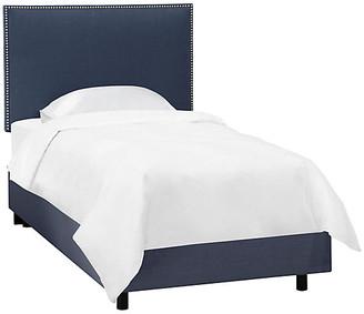 One Kings Lane Loren Kids' Bed - Navy