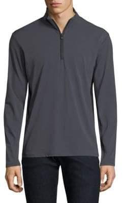 Greyson Greyson Men's Tate Mid Layer Pullover - Stingray - Size XXL