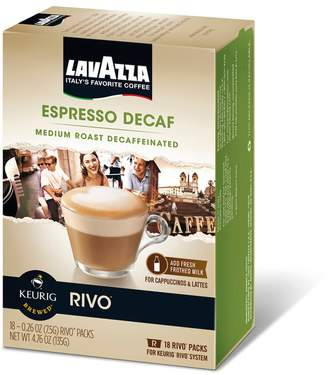 Keurig Rivo Lavazza Espresso Decaf Medium Roast - 18-pk.