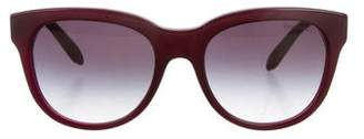 Tiffany & Co. Tinted Lens Logo Sunglasses w/ Tags