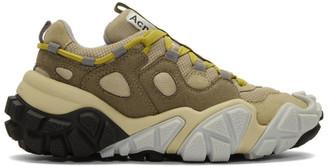 Acne Studios Brown Bolzter W Sneakers