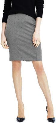 Pieced Pencil Skirt $78 thestylecure.com