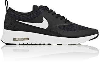 Nike Women's Air Max Thea Sneakers-Black $95 thestylecure.com