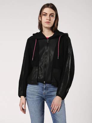 Diesel Leather jackets 0QATR - Black - L