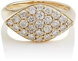 Carbon & Hyde Women's Gemma Pinky Ring - Gold