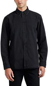 Rag & Bone Men's Fit 3 Denim Button-Down Shirt - Black
