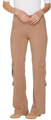 Women With Control Wicked by Women with Control Petite Cargo Bootcut Pants