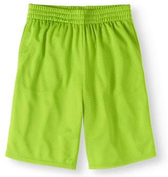 Athletic Works Boy's Active Mesh Shorts
