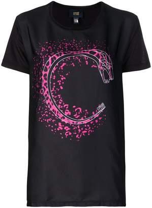 Class Roberto Cavalli graphic print T-shirt