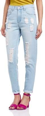 Glamorous Women's Grainne Slim Jeans