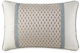 Jonet Pieced Decorative Pillow, 18 x 12