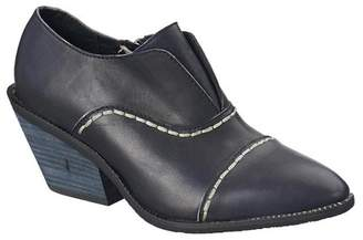 Antelope Cowboy Leather Bootie