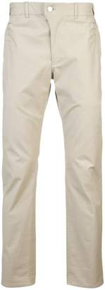 Julien David straight leg trousers