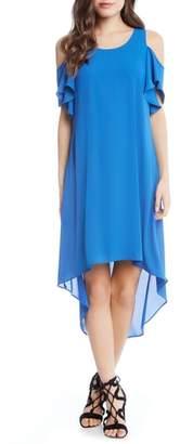 Karen Kane Cold Shoulder High/Low Dress