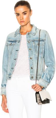 rag & bone/JEAN Jean Jacket $395 thestylecure.com