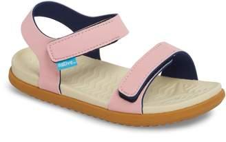 Native Charley Child Waterproof Flat Sandal