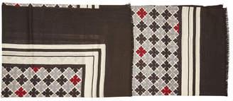 By Malene Birger Cornell Printed Wool Scarf