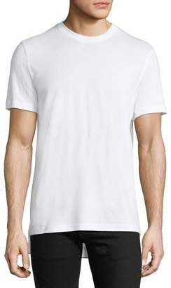 Givenchy Men's Logo-Taping Cuban T-Shirt