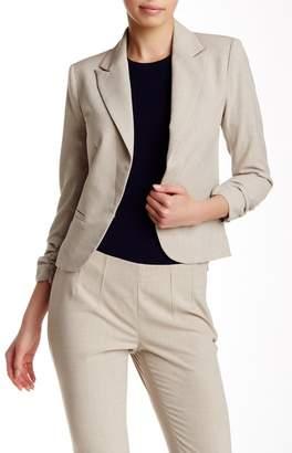 Amanda & Chelsea Signature 3\u002F4 Length Sleeve Blazer