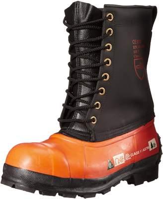 Viking Footwear Black Tusk Waterproof Steel Toe Boot