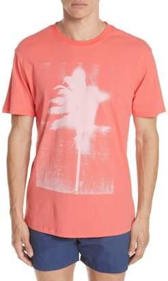 DOUBLE RAINBOUU Palms Graphic T-Shirt