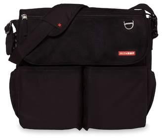Skip Hop Dash Signature Messenger Diaper Bag