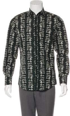 Dolce & Gabbana Key Print Shirt