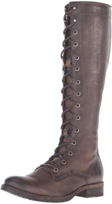 Frye Women's Melissa Tall lace Riding Boot