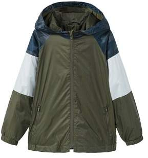 MANGO Costrast striped jacket