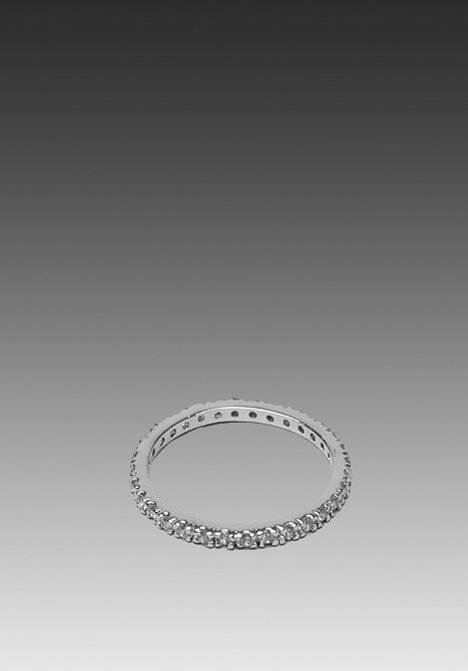Lisa Freede Thin Eternity Ring