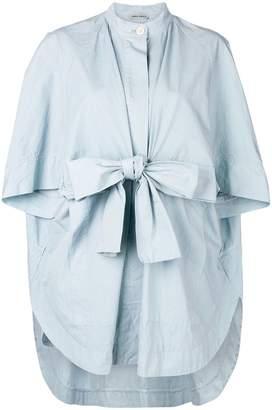 Henrik Vibskov short cape coat