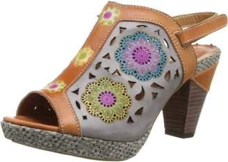 Spring Step L'Artiste by Women's Belen Heeled Sandal