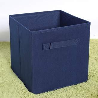 Yosoo 6 PCS Home Storage Bins Organizer Fabric Cube Boxes Basket Drawer Container USA,Made from non-woven fabric and cardboard, high temperature resistant with fire retardant.