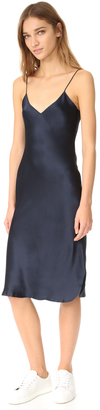 Nili Lotan Short Cami Dress $545 thestylecure.com