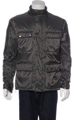 Belstaff Woven Field Jacket