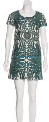 See by Chloe Paisley Print Mini Dress