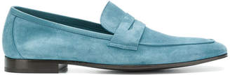 Paul Smith pointed toe slip-on loafers