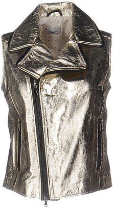 GQUADRO Jackets - Item 41682006PG