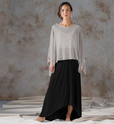 Gaiam High-Low Maxi Skirt