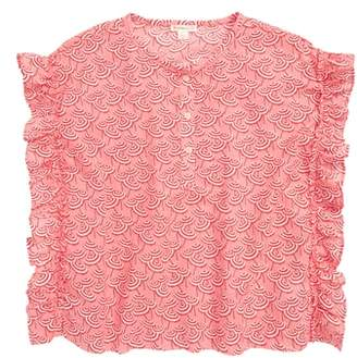 J.Crew crewcuts by Umbrella Print Top