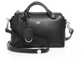 Fendi Mini Leather Satchel