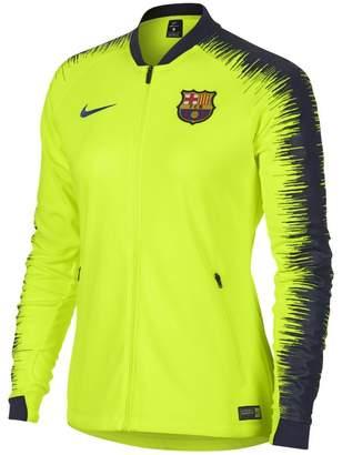 Nike FC Barcelona Anthem Women's Football Jacket